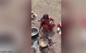 Chồng bắt vợ nhúng tay vào dầu sôi chỉ để lấy đồng xu, nguyên nhân phía sau gây phẫn nộ