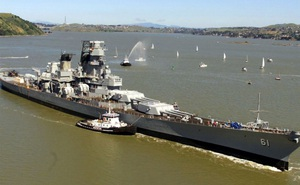 Kịch bản thiết giáp hạm Mỹ giao chiến với tuần dương hạm Liên Xô: Ai thắng, ai thua?