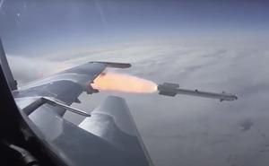 """Tên lửa không đối không mới nhất của Nga lộ diện: Tiêm kích Su-57 sẽ """"vô địch thiên hạ""""?"""