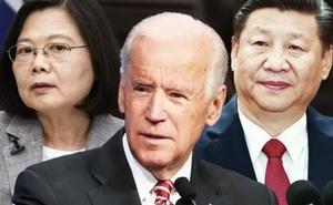 """Chính quyền Biden nêu rõ lập trường về Đài Loan: Sẽ tiếp tục tuân thủ chính sách """"Một Trung Quốc"""""""