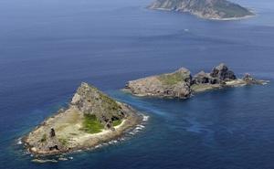 Động thái đáng nghi của tàu hải cảnh Trung Quốc trong vùng biển Nhật Bản