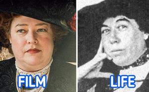 Titanic giữa phim và đời thực: Những hành khách trên chuyến tàu xấu số năm ấy trông như thế nào ngoài đời?