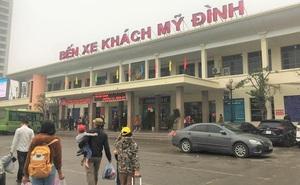Các bến xe Hà Nội phải lưu trữ thông tin hành khách 21 ngày
