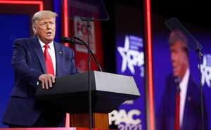 """Ông Trump tái xuất với kế hoạch cho năm 2024, """"chĩa mũi dùi"""" vào TT Biden: Chúng ta sẽ chiến thắng!"""