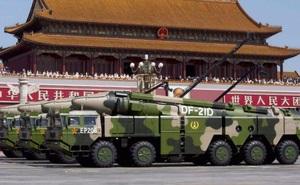 Trung Quốc phóng hàng loạt tên lửa ở Biển Đông để cảnh cáo Mỹ?