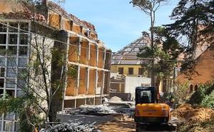 Điều tra vụ 2 người thiệt mạng tại tu viện cổ ở Đà Lạt