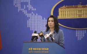 Tập trận trái phép ở Hoàng Sa, Trung Quốc vi phạm chủ quyền của Việt Nam