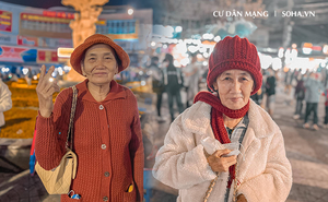 2 cụ bà dắt tay nhau vi vu khắp Đà Lạt, cháu gái tiết lộ mối quan hệ đặc biệt giữa họ suốt hàng chục năm