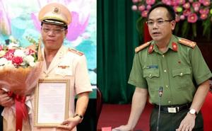 2 lãnh đạo Công an Hà Nội vừa được giới thiệu ứng cử ĐBQH, đại biểu HĐND
