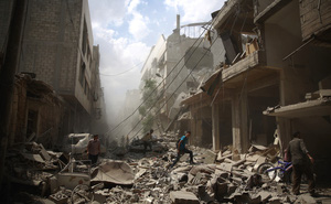"""Nối gót Nga, TQ bất ngờ dằn mặt Mỹ về vấn đề Syria: """"Can thiệp nội bộ chỉ mang lại thảm kịch"""""""