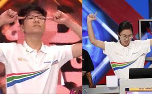 Dân mạng ném đá thí sinh Olympia 'cười đểu' đối thủ, Á quân Việt Hoàng lên tiếng: 'Anh không thích cách em thể hiện trên sân khấu'