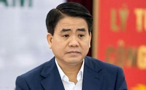 Vì sao cựu Chủ tịch Hà Nội Nguyễn Đức Chung bị khởi tố trong vụ mua chế phẩm Redoxy-3C?