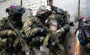 Vén màn bí mật lực lượng Nga vây bắt khủng bố tấn công trung tâm mua sắm