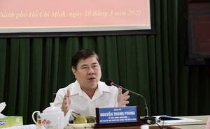 """Chủ tịch Nguyễn Thành Phong: """"Tôi rất buồn mỗi khi cán bộ nộp đơn xin nghỉ"""""""