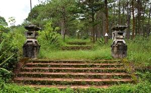Bí ẩn lăng mộ Long mỹ Quận công Nguyễn Hữu Hào