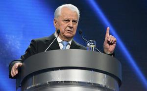 """Cựu Tổng thống Ukraine: Nga có thể """"lợi dụng"""" khủng hoảng nước ở Crimea để """"xâm lược"""" Ukraine"""