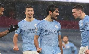 Ngoại hạng Anh: Man City có thể phá kỷ lục vô địch sớm của Liverpool
