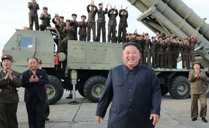 """Vũ khí siêu lớn này của Triều Tiên khiến kế hoạch """"tỷ đô"""" của Mỹ tan thành mây khói"""