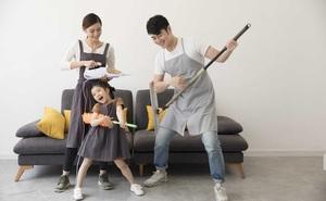 Nghiên cứu khoa học: Nhà cửa bừa bãi, con cái khó thành công!