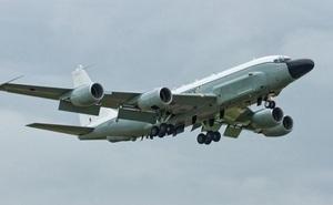"""Hệ thống tác chiến điện tử của Nga khiến máy bay trinh sát Mỹ """"tắt điện"""""""