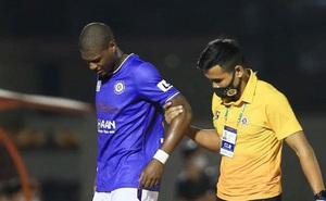 Sau Quang Hải và Hùng Dũng, Hà Nội FC lại nhận tin dữ từ chân sút chủ lực