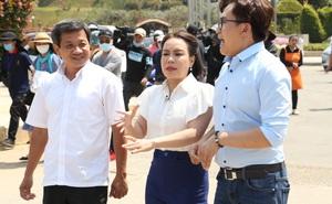 Ông Đoàn Ngọc Hải tham gia show truyền hình: Đứng cạnh Việt Hương, tôi bị khớp, ngại quá