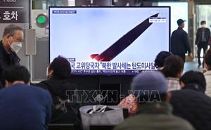 Triều Tiên xác nhận thử nghiệm tên lửa chiến thuật mới