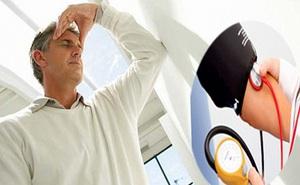 Đối phó với đau đầu do tăng huyết áp