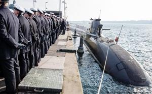 """100 tàu chiến Hải quân Đức bị Nga """"bắt làm con tin"""": Berlin đang lo sốt vó!"""