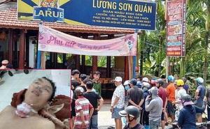 GĐ CA tỉnh Quảng Nam nói về nguyên nhân án mạng kinh hoàng ở quán nhậu, hé lộ mối quan hệ của 3 người trong vụ án