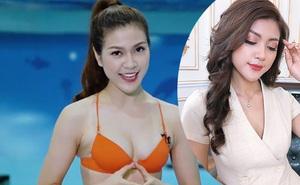Nữ MC gây tranh cãi khi diện bikini trên sóng truyền hình giờ ra sao?