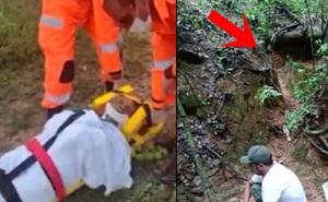 Cụ bà 76 tuổi ngã xuống hố sâu 3 mét kêu cứu không ai nghe, một mình co ro lạnh giá suốt 8 ngày và cái kết không tưởng
