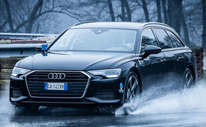 Công nghệ mới giúp ô tô tránh bị 'trượt nước'