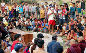 Trái ngược cuối tuần đẫm máu ở Myanmar: Quân đội tổ chức tiệc mừng ngày Lực lượng vũ trang