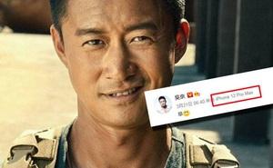 """Dùng iPhone 12 Pro Max, sao phim """"Chiến Lang"""" bị CDM Trung Quốc mắng thậm tệ: """"Tầm thường, phản bội"""""""