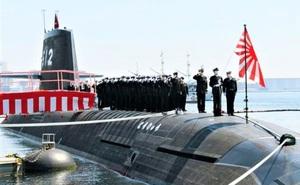 Hải quân Nhật Bản đưa tàu ngầm tấn công mới lớp Sōryū vào trang bị
