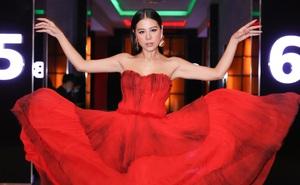 Thời trang thảm đỏ hút mắt của Nam Thư
