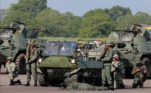 Venezuela tiến hành tập trận Lá chắn Bolivar 2021