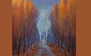 Con ngựa hay con đường - Hình ảnh nào cho biết bạn sẽ có cơ hội làm giàu trong tương lai?