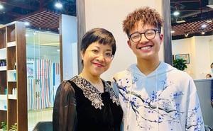 MC Thảo Vân: Tít là một người có trái tim rất nhân hậu!
