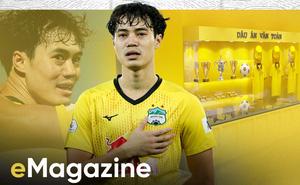 Nguyễn Văn Toàn: Tôi muốn được nhớ đến là một cầu thủ thành công và doanh nhân thành đạt