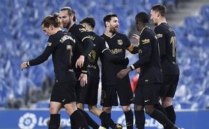 Vượt Real, Barca lần đầu số 1 thế giới