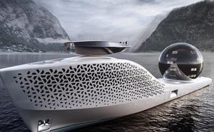 Mất hơn 16.000 tỷ đồng để chế tạo siêu du thuyền lớn nhất hành tinh Earth 300: Chủ nhân đằng sau là ai?