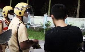 Vi phạm nồng độ cồn và 'phê' ma túy, tài xế ở Quảng Nam bị phạt 52 triệu đồng
