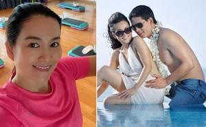 Nhan sắc U50 của nữ đại gia là vợ MC Bình Minh