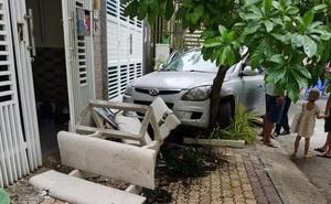 Điều tra một phụ nữ lái ô tô gây tai nạn ở TP Thủ Đức