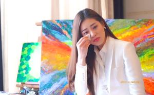 """Hoa hậu Khánh Vân xúc động, nhớ lại lần """"giải cứu"""" bé gái bị xâm hại tình dục"""