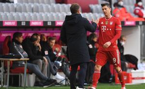 Bayern Munich và những giải pháp khi vắng Lewandowski