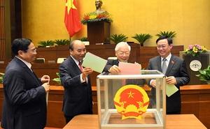 Thủ tướng Phạm Minh Chính ứng cử đại biểu Quốc hội tại TP Cần Thơ