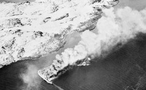 Sai lầm của Hải quân Anh khiến 2.000 lính Hồng quân thiệt mạng